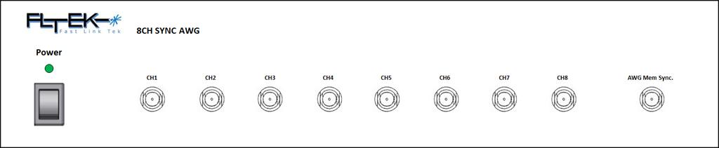 16CH同期AWG装置