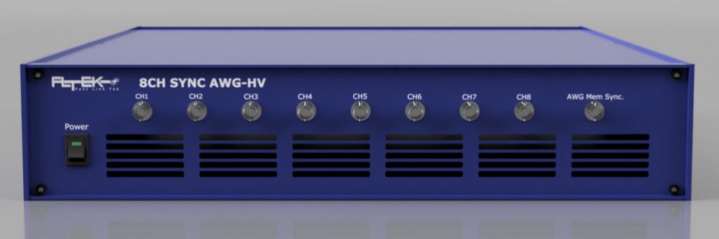 高電圧8CH AWG